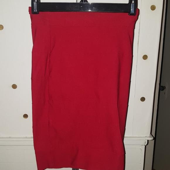 Charlotte Russe Dresses & Skirts - Bandage Skirt